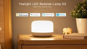 Xiaomi Yeelight <b>LED Bedside Lamp D2</b> Review Featuring Yeelight ...
