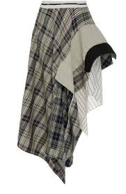 <b>Acne Studios</b> Suse striped wool-blend skirt in 2019 | <b>юбки</b> | <b>Юбка</b>