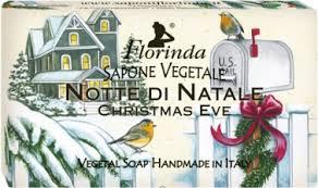<b>Мыло Florinda</b> Merry Christmas <b>Notte Di</b> Natale 100г — купить ...