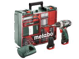 Шуруповерт аккумуляторный <b>Metabo PowerMaxx</b> BS Basic Set ...