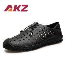 <b>AKZ</b> मैन आरामदायक जूते 2018 नई शैली ग्रीष्मकालीन ...