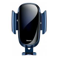 Автомобильный <b>держатель Baseus Future</b> Gravity Car Mount Blue ...