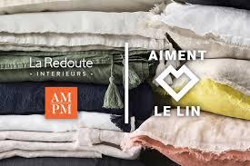 <b>La Redoute</b> Interieurs and AMPM like flax ! — <b>La Redoute</b> Corporate