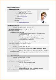 6 curriculum vitae format event planning template curriculum vitae format pdf resume templates