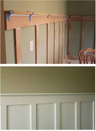 dining room wall decorating ideas: great looking diy board and batten wall gt rather than white we might do oak