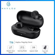【<b>NEW</b>】<b>Haylou T16</b> Wireless Bluetooth Earphone ANC Noise ...
