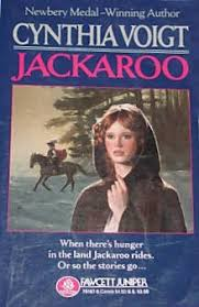 REVIEW: Jackaroo by Cynthia Voigt   Here There Be Books