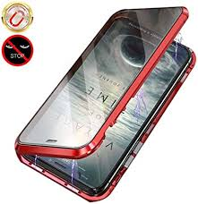 SNIDII for iPhone XR Case Clear, Magnetic Phone Case <b>Anti</b> ...