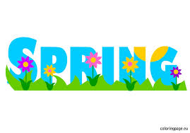 Image result for Spring clip art pictures