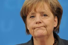<b>Angela Merkel</b> gilt nicht mehr als die kühl kalkulierende Machtingenieurin. - Merkel