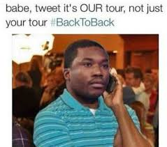 The Absolute Funniest Drake Vs. Meek Mill Memes: ourtour | Bossip via Relatably.com
