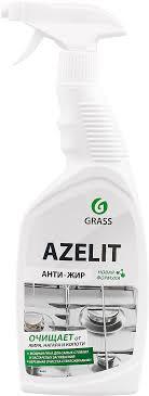 """<b>Чистящее средство</b> для кухни <b>Grass</b> """"Azelit"""", анти-жир, щелочное ..."""