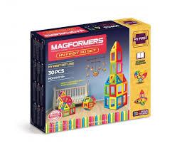 Купить <b>Конструктор Magformers Магнитный My</b> First 30 63107 в ...