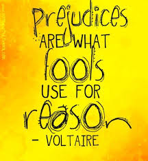 Image result for quotation prejudice