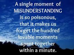 Misunderstanding | Boopathy Sreedharan via Relatably.com