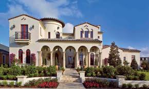 South Texas Spanish Home Plans Spanish Mansion House Plans