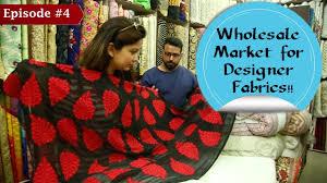Wholesale <b>Fabric</b> Market in Nehru Place, Delhi | Buy Designer ...