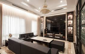 wonderful black sectional sofa decorating ideas for living room contemporary design with beige tile floor black beige living room