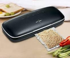 Kitchen Vacuum <b>Food Sealer 110V 220V</b> 10pcs Storage bags ...