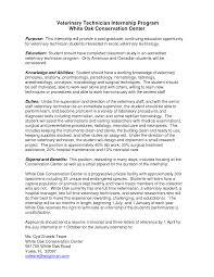 veterinary resume template cipanewsletter cover letter template for vet tech veterinary technician resume
