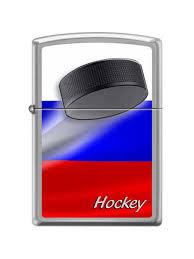 <b>Зажигалка Российский хоккей Zippo</b> 3634672 в интернет ...