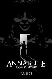 Create <b>artwork</b> inspired by <b>Annabelle</b> Comes Home   <b>Horror</b> in 2019 ...