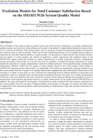 on customer satisfaction measuring customer satisfaction essay