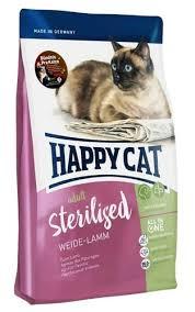 142 отзыва на Корм Happy <b>Cat</b> Supreme Fit&Well Adult Sterilised ...