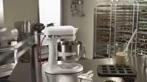 8-Quart <b>Commercial</b> Stand Mixer | <b>KitchenAid</b> - YouTube
