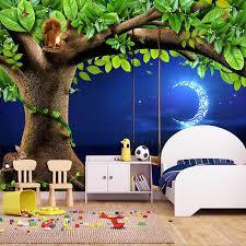 custom castle photo wallpapers for living room bedroom wall murals children for walls 3d rolls flowers nature tree