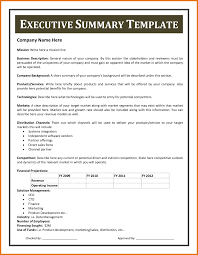 executive summary phd thesis resume format example layout sample it