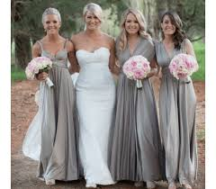 INFINITY DRESSES Convertible <b>Bridesmaid Dresses Multiway</b> Wrap