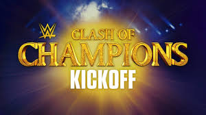 WWE Clash of Champions Kickoff: Sept. 15, 2019 - YouTube