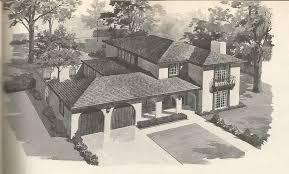 Vintage House Plans s  Contemporary Designs   Antique Alter EgoVintage House Plans s  Old West Homes