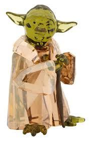 <b>Фигурка Star Wars</b> Master Yoda SWAROVSKI — купить за 15900 ...