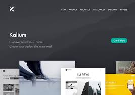top most popular premium wordpress themes of colorlib kalium top 10 most popular wordpress themes