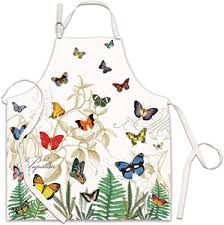 <b>Michel Design Works Papillon</b> Kitchen Apron
