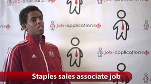 staples s associate job staples s associate job