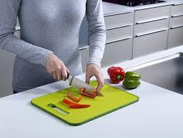 <b>Доска разделочная с ножеточкой</b> Slice & Sharpen™ большая ...