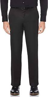 <b>Perry Ellis</b> Men's Modern Fit Performance Pant at Amazon Men's ...