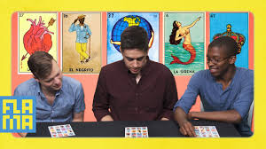 Americans Play Lotería - YouTube