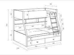 <b>Двухъярусная кровать Golden Kids</b>-<b>3</b> (90х190/120х190) (Белый ...
