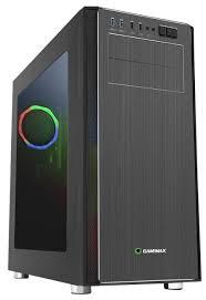 Компьютерный <b>корпус GameMax Vanguard</b> VR2 Black — купить ...