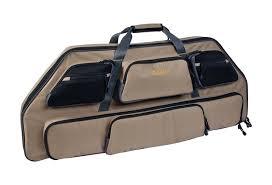 Allen <b>Gear Fit</b> Pro <b>Compound</b> Bow Case, Tan w/ Black - 6034