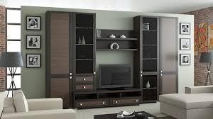 <b>Стенки в гостиную</b> (50 фото): <b>красивая</b> мебель в зал, мебельные ...