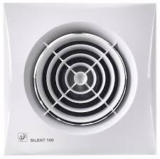 <b>Вытяжной вентилятор Soler & Palau</b> SILENT-100 CZ 8 Вт ...