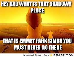 Hey dad what is that shadowy place... - Meme Generator Captionator via Relatably.com