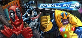 Pinball FX3 - <b>Marvel</b> Pinball Season 2 Bundle в Steam