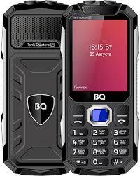 Мобильный <b>телефон BQ</b> mobile <b>BQ</b>-<b>2817</b> Tank Quattro Power Black