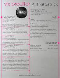 resume skills euphorian productions
